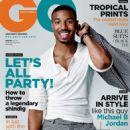 Michael B. Jordan - GQ Magazine Cover [South Africa] (January 2016)