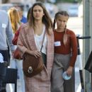 Jessica Alba and Honor Warren – Out in Brentwood - 454 x 662