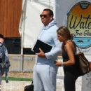 Jennifer Lopez – arrives in St. Tropez