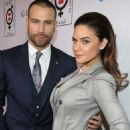 Rafael Amaya and Angelica Celaya- The Equality Now's