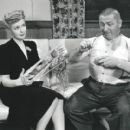 Christine McIntyre & Curly Howard
