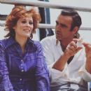 Sean Connery and Jill St. John - 454 x 454