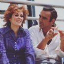 Sean Connery and Jill St. John