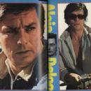 Alain Delon - Roadshow Magazine Pictorial [Japan] (June 1974) - 454 x 350