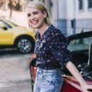 Emma Roberts – FIAT USA 2018 Campaign - 454 x 330