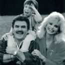 Burt Reynolds and Loni Anderson