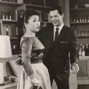 Flower Drum Song Original 1958 Broadway Cast Starring Pat Suzuki and Larry Blyden - 454 x 581