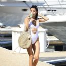 Nicole Williams at Sun Country Marine Group in Marine Del Rey in Los Angeles - 454 x 603