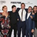 Armie Hammer- September 8, 2016- Free Fire' Premiere Screening Party