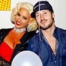 Amber Rose and Val Chmerkovskiy - 454 x 302