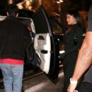 Kylie Jenner – Leaving Staples Center in Los Angeles