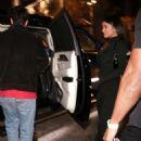Kylie Jenner – Leaving Staples Center in Los Angeles