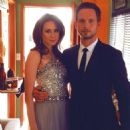 Patrick J. Adams and Troian Bellisario - 454 x 454
