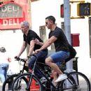 Anderson Cooper and Benjamin Antoine Maisani - 430 x 645