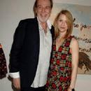 Claire Danes - Private View Of Rene Ricard's Latest Exhibition