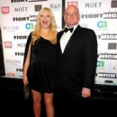 Melissa Peterman and John Brady