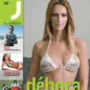 Débora Montenegro - J Magazine Pictorial [Portugal] (June 2008) - 407 x 550