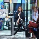 Chrissy Teigen – Visit AOL Build Series in NYC - 454 x 302