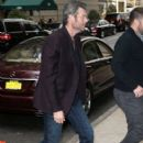 Blake Shelton-October 27, 2015-Blake Shelton Spends Time in NYC