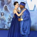 Daisy Ridley and John Boyega – 'Star Wars: The Rise of Skywalker' Premiere in London - 454 x 630