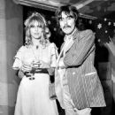 George Harrison and Pattie Boyd The launch party for the Apple Boutique in December, 1967. - 454 x 535