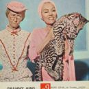 Irene Ryan - The Detroit News TV Magazine Pictorial [United States] (27 November 1967)