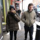 Emma Roberts and Evan Peters at Sundance Film Festival in Park City