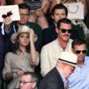 Emma Watson – Wimbledon 2018 Men's Singles Final in London - 454 x 327
