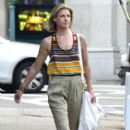 Ali Larter: out shopping on Memorial Day in New York City