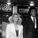 Sasha Czack and Sylvester Stallone - 388 x 600