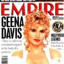 Geena Davis - Empire Magazine Cover [United States] (July 1994)