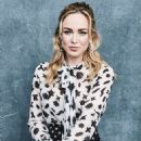 Caity Lotz – TVLine Portrait Studio at Comic Con San Diego July 2019