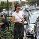 Kourtney Kardashian – Seen Out in West Hollywood