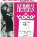 CoCo The Musical  , Katharine Hepburn - 454 x 690