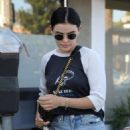 Lucy Hale – Leaves a spa in Los Angeles