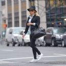 Claire Holt – Out and about in New York City - 454 x 381