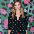 Elizabeth Olsen – KENZO x H&M Launch Event in New York City 10/19/ 2016 - 454 x 661