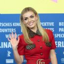 Katherine Jenkins – Minamata film press conference at Berlin Film Festivale - 454 x 681