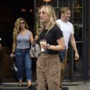 Kaley Cuoco – Seen outside The Bowery Hotel in NYC