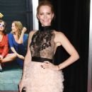 Leslie Mann How To Be Single Premiere In New York City