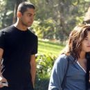 Wilmer Valderrama and Demi Lovato