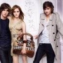 Emma Watson - Burberry Spring/Summer 2010 Photoshoot