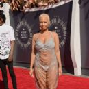 Amber Rose 2014 Mtv Video Music Awards