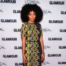 Solange Knowles: 22nd annual Glamour Women of the Year awards in New York City