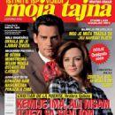 Silvia Navarro, Cristián de la Fuente - Moja Tajna Magazine Cover [Croatia] (October 2012)