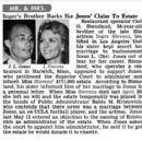 Inger Stevens and Ike Jones - 454 x 428