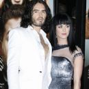 "Katy Perry & Russell Brand At The World Premiere Of His New Film ""Get Him To The Greek"" In Hollywood, 25 May 2010"