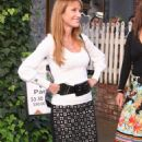 Jane Seymour - Lunch At The Ivy, Beverly Hills, 12-11-2007