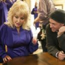 Dolly Parton and director Todd Graff
