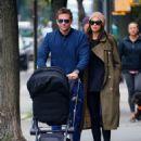 Bradley Cooper and Irina Shayk in New York City - 454 x 559